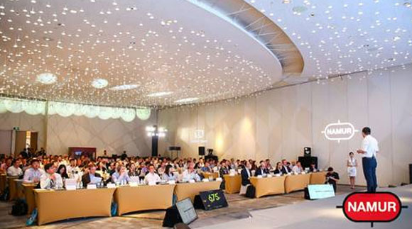 """""""支持数字化转型""""2019 NAMUR中国年会盛大举行"""