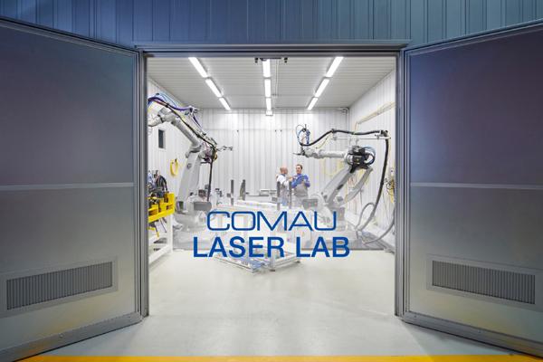 柯馬高度專業化激光實驗室正式揭幕,助力電氣化行業開發電池和電機