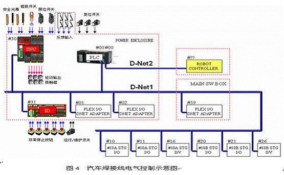 欧姆龙232焊接电路图