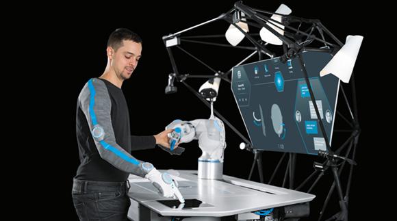 开启人类与机器人合作新篇章?看看今年汉诺威展Festo又要搞啥事情?