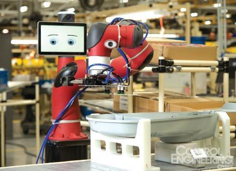 协作机器人新时代:让机器人与人在一起安全工作