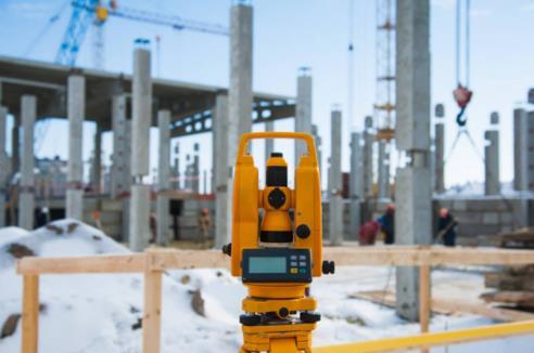测绘无人机:对建筑行业的重新思考