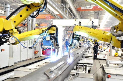 機器人行業拐點已至 3年內支出規模有望翻倍
