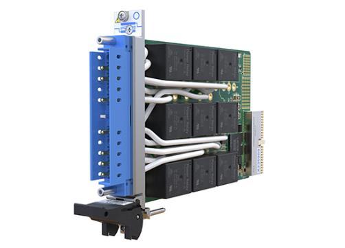 Pickering Interfaces推出交流或直流大电流负载开关模块 仅占用一个PXI槽位