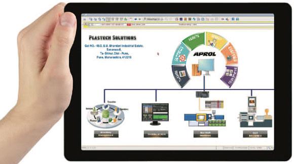 【案例】将智能赋Ψ 予智慧工厂――APROL工厂自动化解决方案�的应用