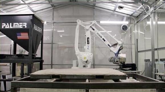 使用机器人和增材制造联手打造未来,让制造更加精准