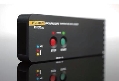 福禄克过程仪器部发布新型号DP5温度记录器