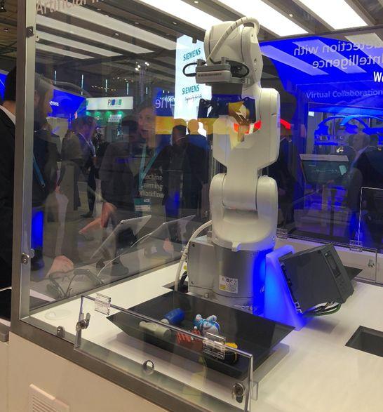 一文看全2019汉诺威工博会上的工业智能新风向