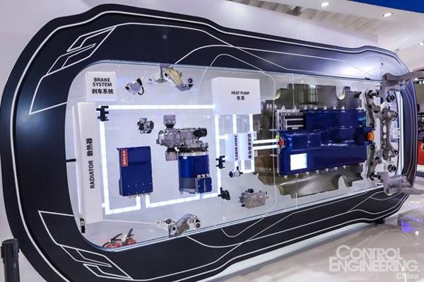 莱茵金属让未来出行更加便捷--节能减排和电气化方案