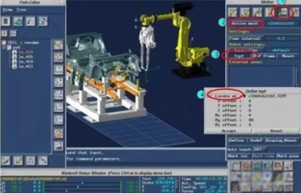 浅析机器人离线编程软件的优势和主流编程软件的功能及优缺点