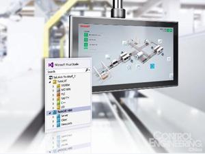 倍福全新的TwinCAT HMI软件