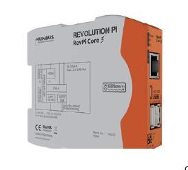 虹科推出更强大性能的开源工控机RevPi core 3