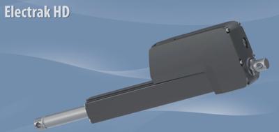 Thomson推出了全新的电动直线推杆平台Electrak HD