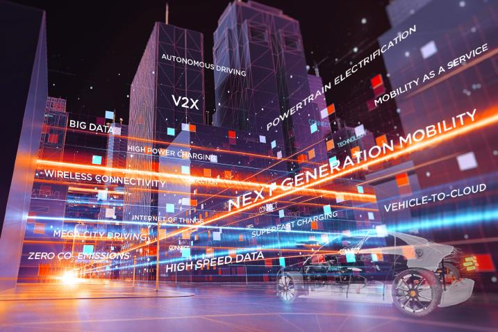 TE Connectivity发布《连动未来出行》白皮书以前沿科技助力未来交通