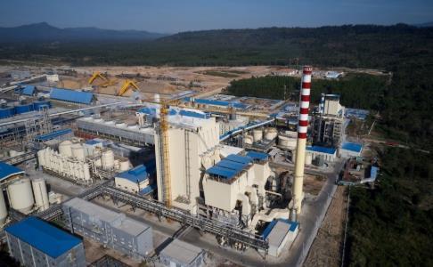 ABB助力太阳纸业老挝80万吨高档包装纸项目顺利开机投产