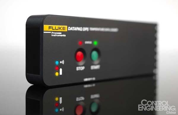 福禄克过程仪器部发布Datapaq 品牌新型号DP5温度记录器