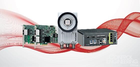 凌华科技最新推出三款高品质图像的工业智能相机