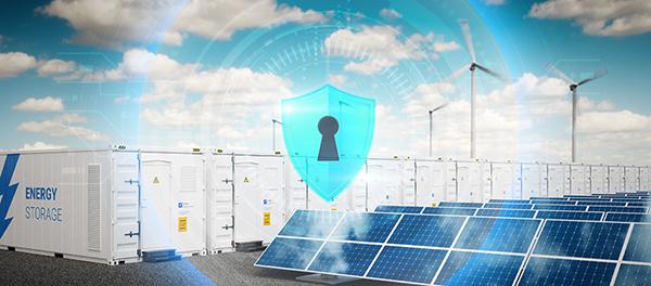 增强工业网络安全最佳实践:能源储存系统