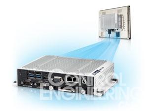 研华发布第四代core i5无风扇嵌入式系统