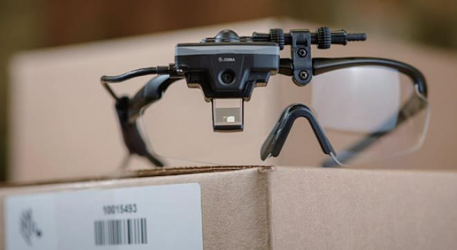 斑马技术推出新一代HD4000企业级头戴式显示器和RS5100 指环式扫描器