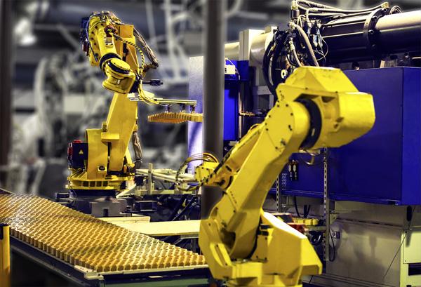 國內工業機器人市場規模今年將近60億美元