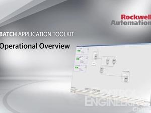 罗克韦尔自动化新批次应用工具包帮助降低批次控制系统风险