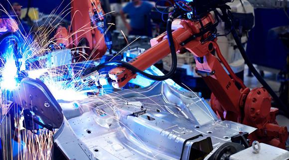 """工业机器人带动""""钢需""""全面爆发?"""