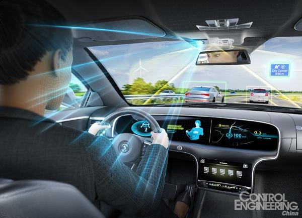 一切尽收眼底:大陆集团为自动驾驶提供整合前置和内置摄像头