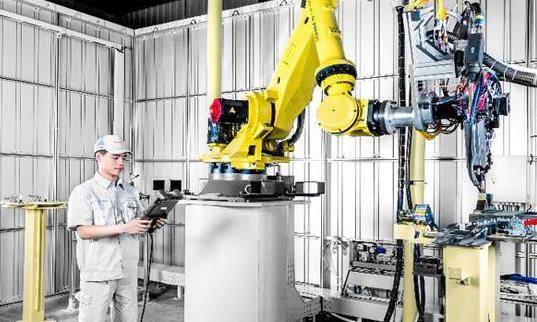 2018年工业机器人行业技术现状与趋势分析