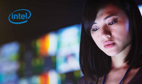 英特尔IT: 利用人工智能和分析技术推动企业的数字化转型