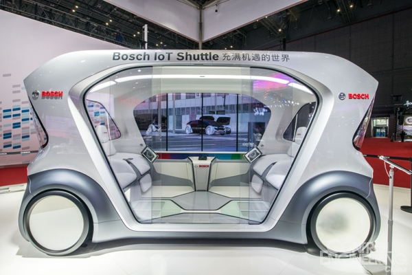 博世诠释电气化、互联化、自动化及个性化未来交通新变革
