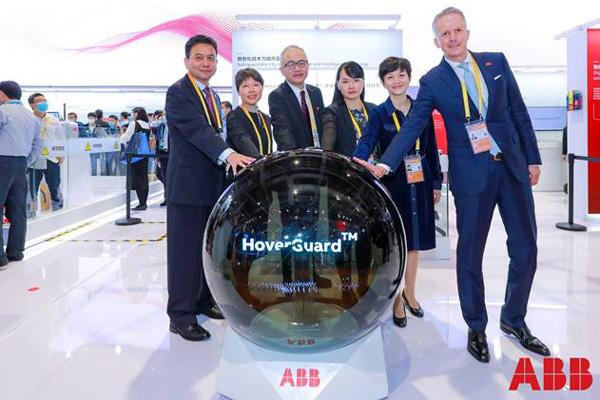 ABB HoverGuardTM 无人机载天然气泄漏检测解决方案发布