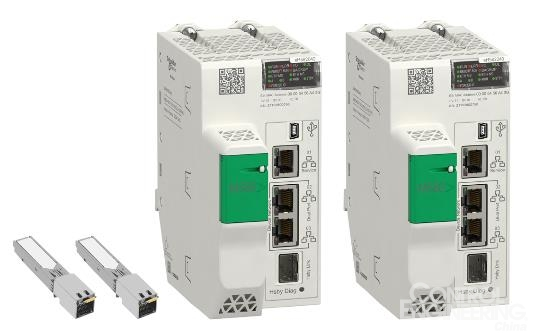 施耐德电气推出冗余控制器昆腾+ epac,modicon控制器