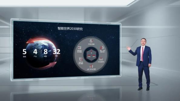 华为发布《智能世界2030》报告,探索未来十年趋势