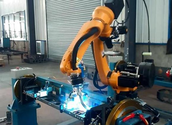从工业4.0的角度看工业机器人的发展趋势
