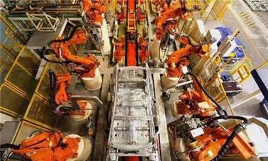 详解工业机器人的系统组成和主要技术参数