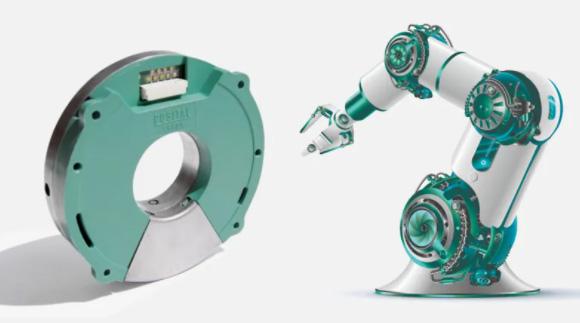 新一代空心軸編碼器——打破多圈限制,填補運動控制領域的一個重要空白