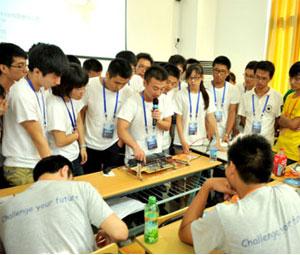 第七届全国大学生工业自动化挑战赛在沪举行