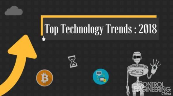 区块链?人工智能?2018 年值得关注的十大技术趋势