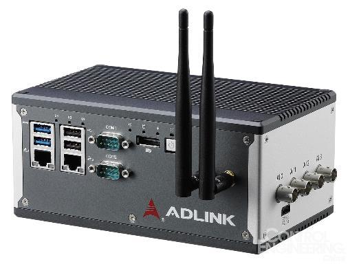凌华科技发布全新MCM-100设备状态监测系统