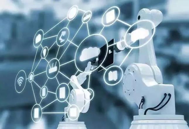 以智能制造為主攻方向推動產業鏈數字化轉型