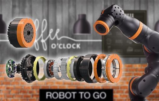 新型igus模块化齿轮箱套件,专为协作机器人创新理念而设计