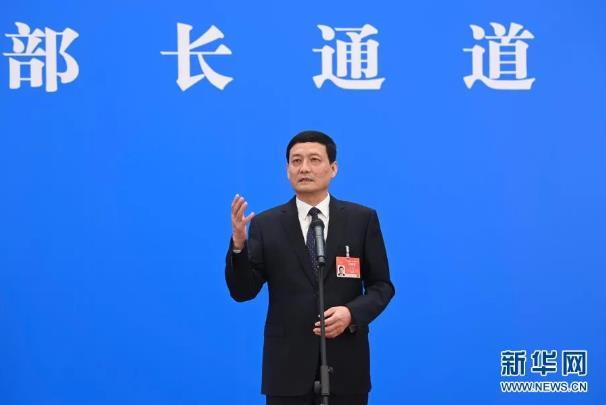"""工信部部長肖亞慶在""""部長通道""""回應制造業、中小企業、工業互聯網、數字經濟等相關熱點問題"""