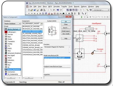 multisim软件环境