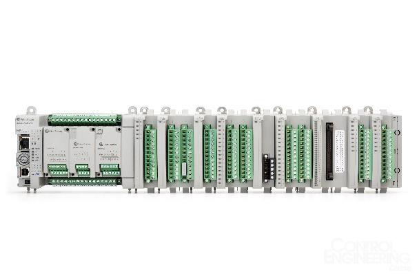 罗克韦尔自动化发布全新小型PLC  让大型独立机器不再复杂