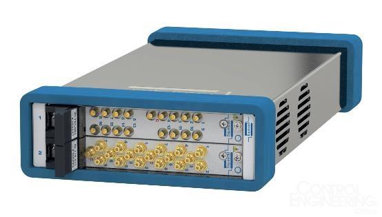 英国Pickering 全新发布2槽LXI/USB控制的便携式机箱