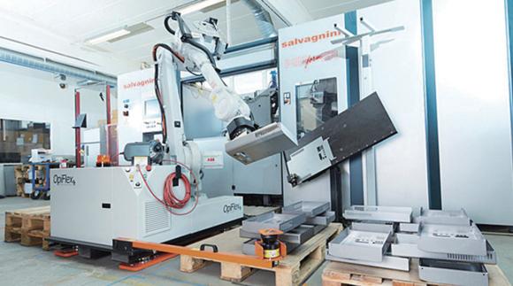 """移動式機器人——讓傳統的工業機器人""""行走起來"""""""