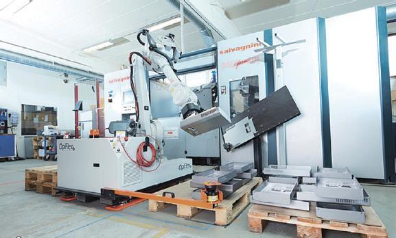 移動式機器人在工廠中的優勢