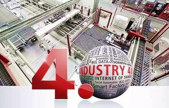 5G来临,物联网推动制造业迈向工业4.0时代的五大应用