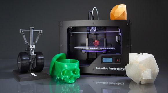 "3D打印重塑""快速原型"" 或將徹底改變制造業格局"